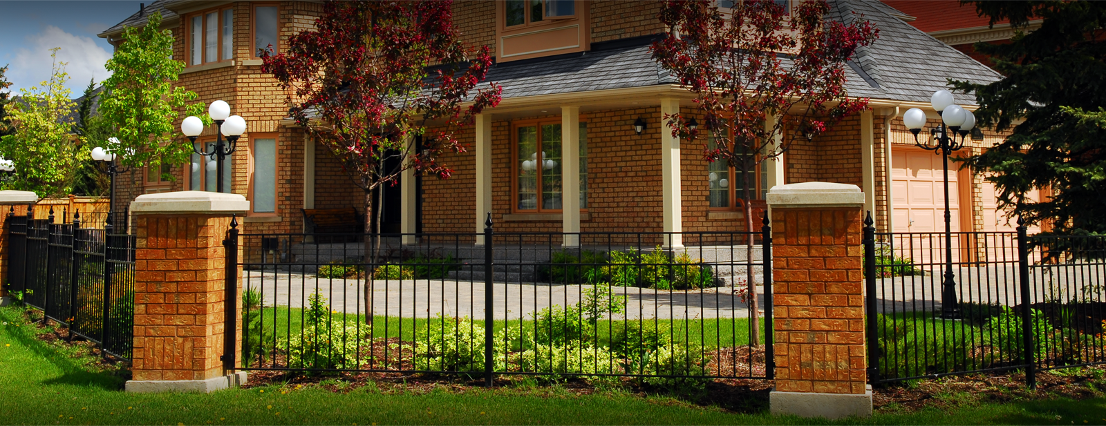 (914) 517-3910 & Globe Fence \u0026 Railings Inc. | The Leading Residential Fencing ...
